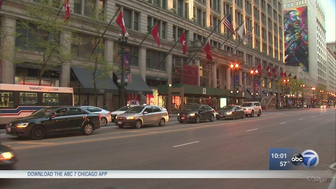 Macys employee attacked in State Street store