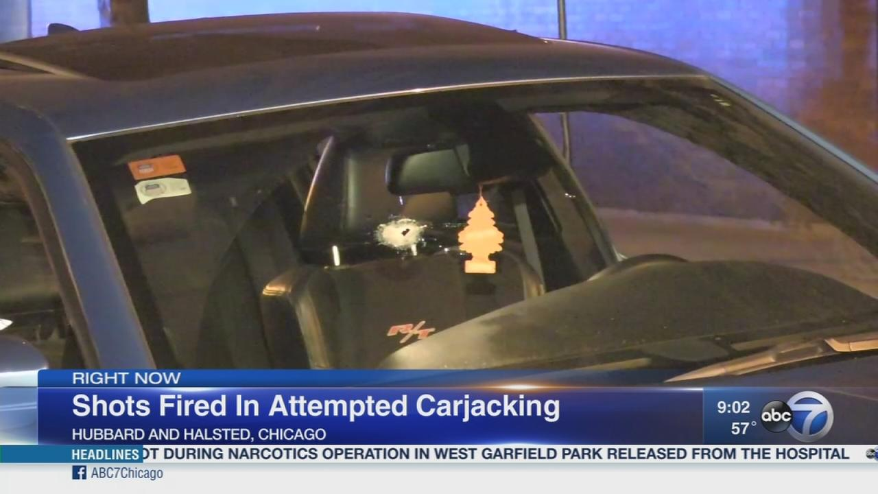 47-year-old man shot in West Loop attempted carjacking