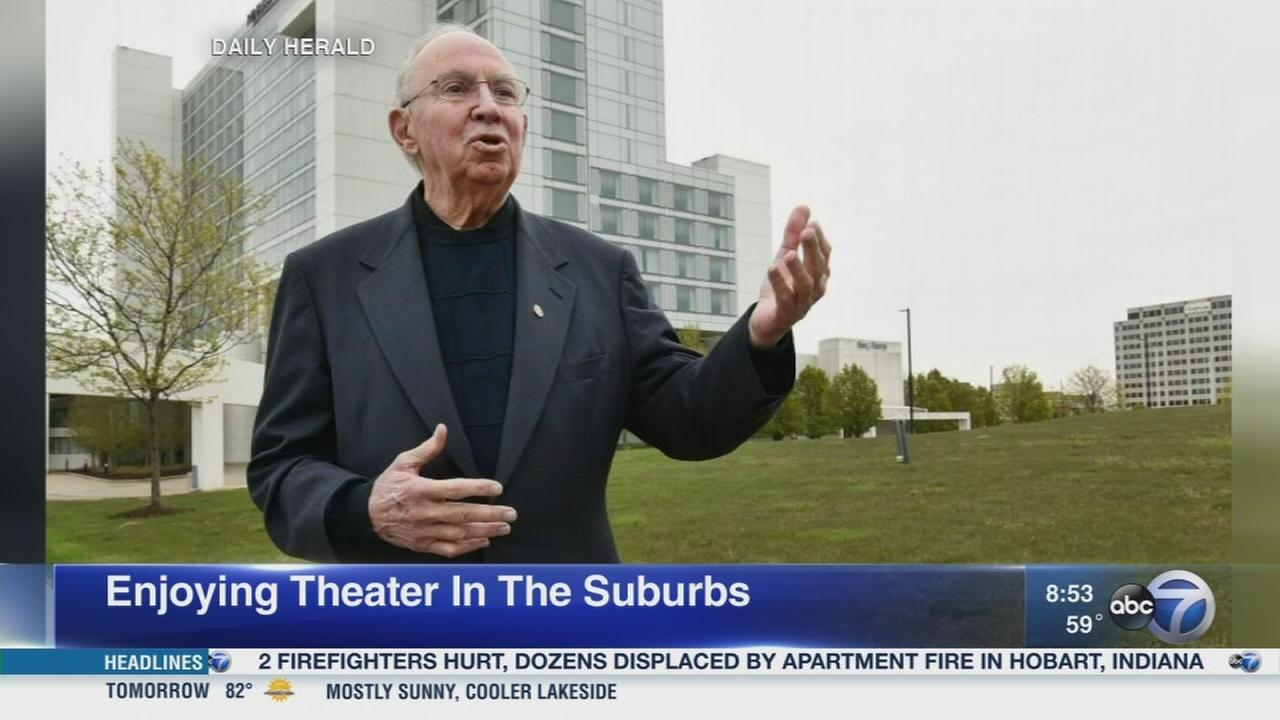 Daily Herald: Schaumburg plans to build performing arts center