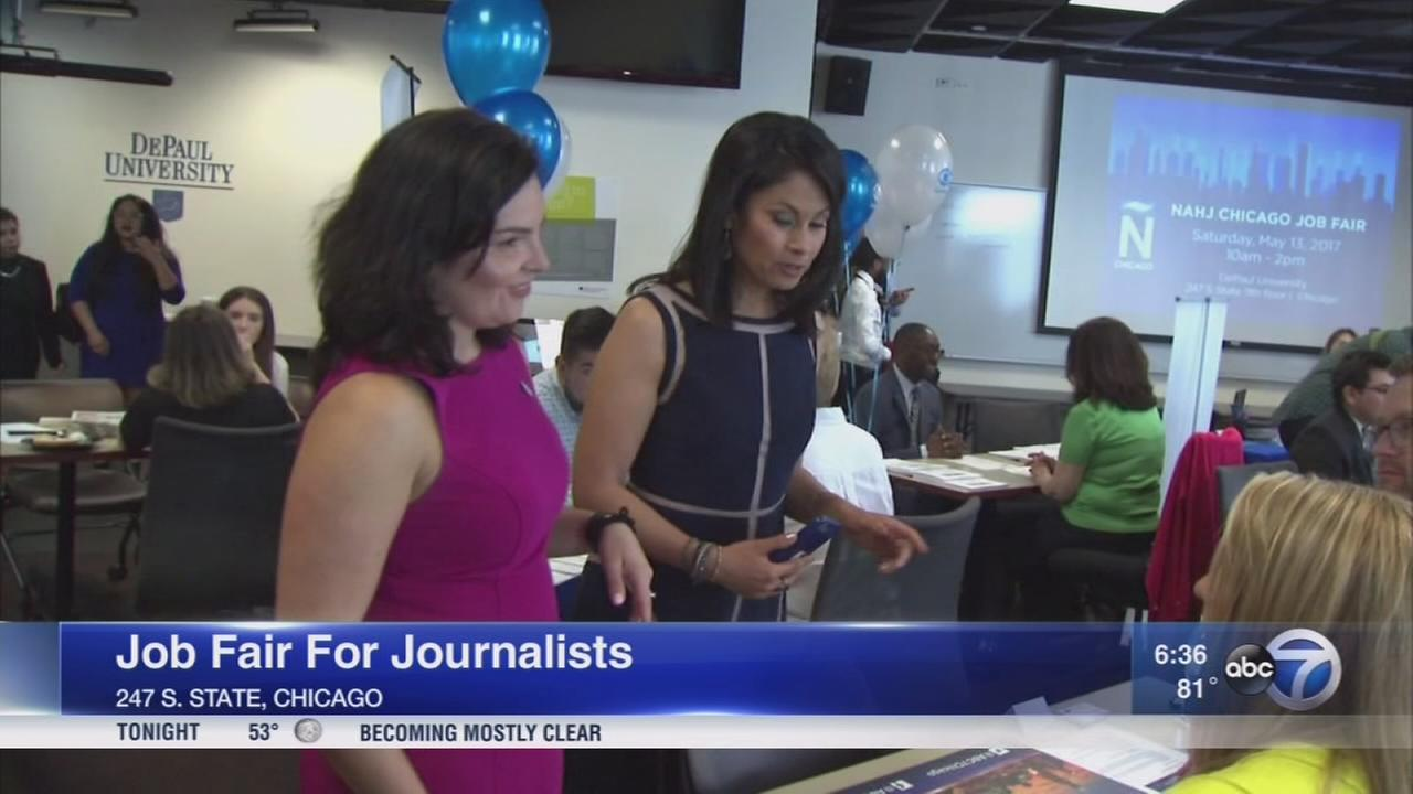 NAHJ holds job fair in Chicago