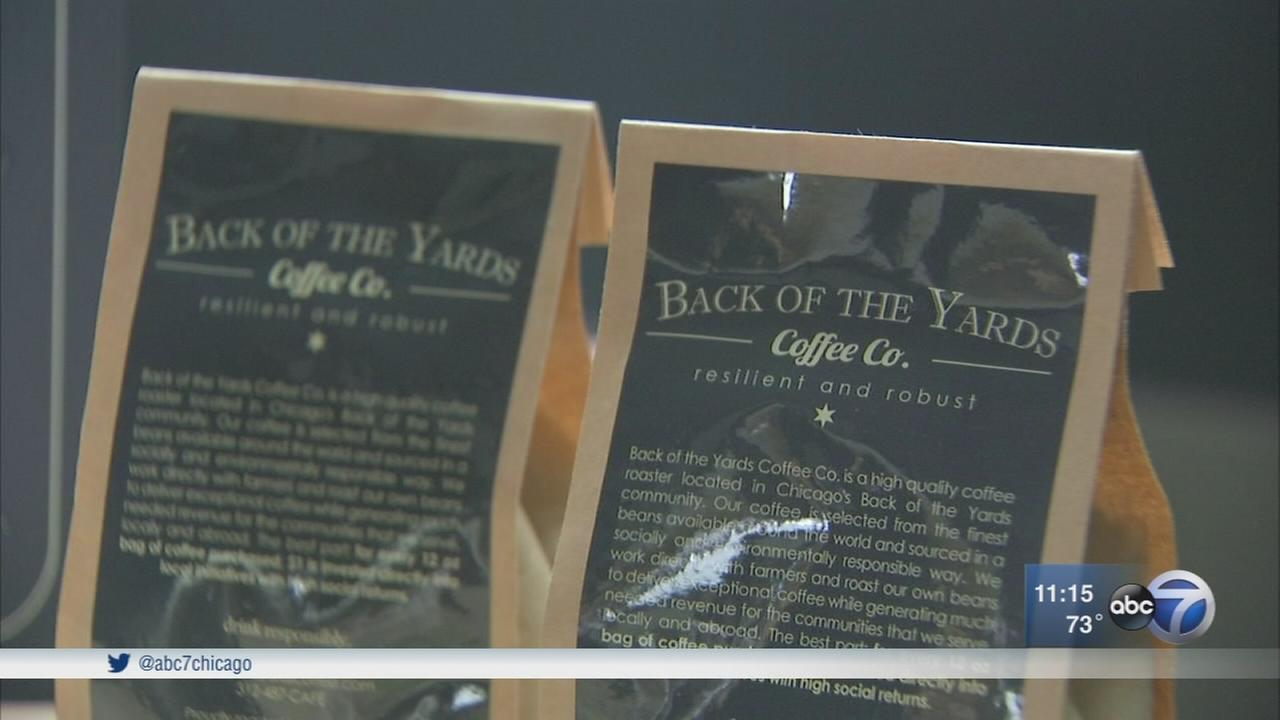 New coffee shop aims to change image of Back of the Yards neighborhood