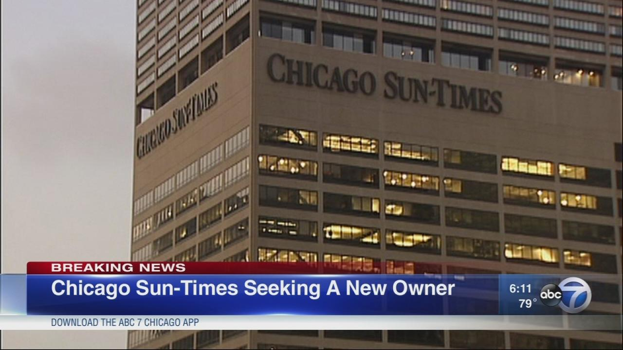 Tronc in talks with Wrapports to acquire Chicago Sun-Times