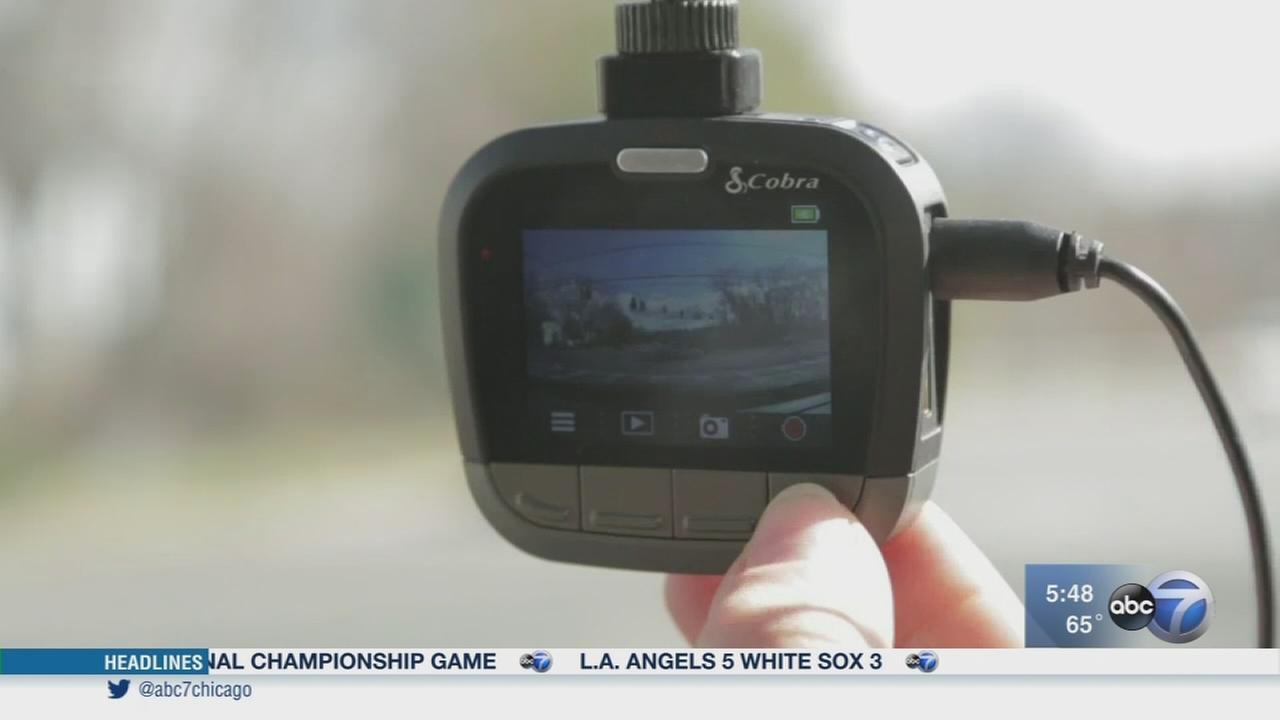 Consumer Reports: Dash cameras for your car