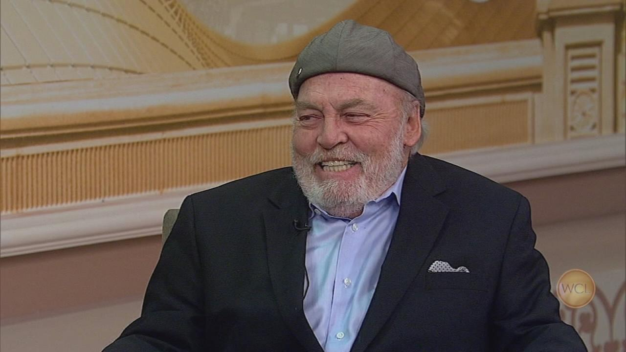 Actor Stacy Keach portrays Hemingway in ?Pamplona? at Goodman