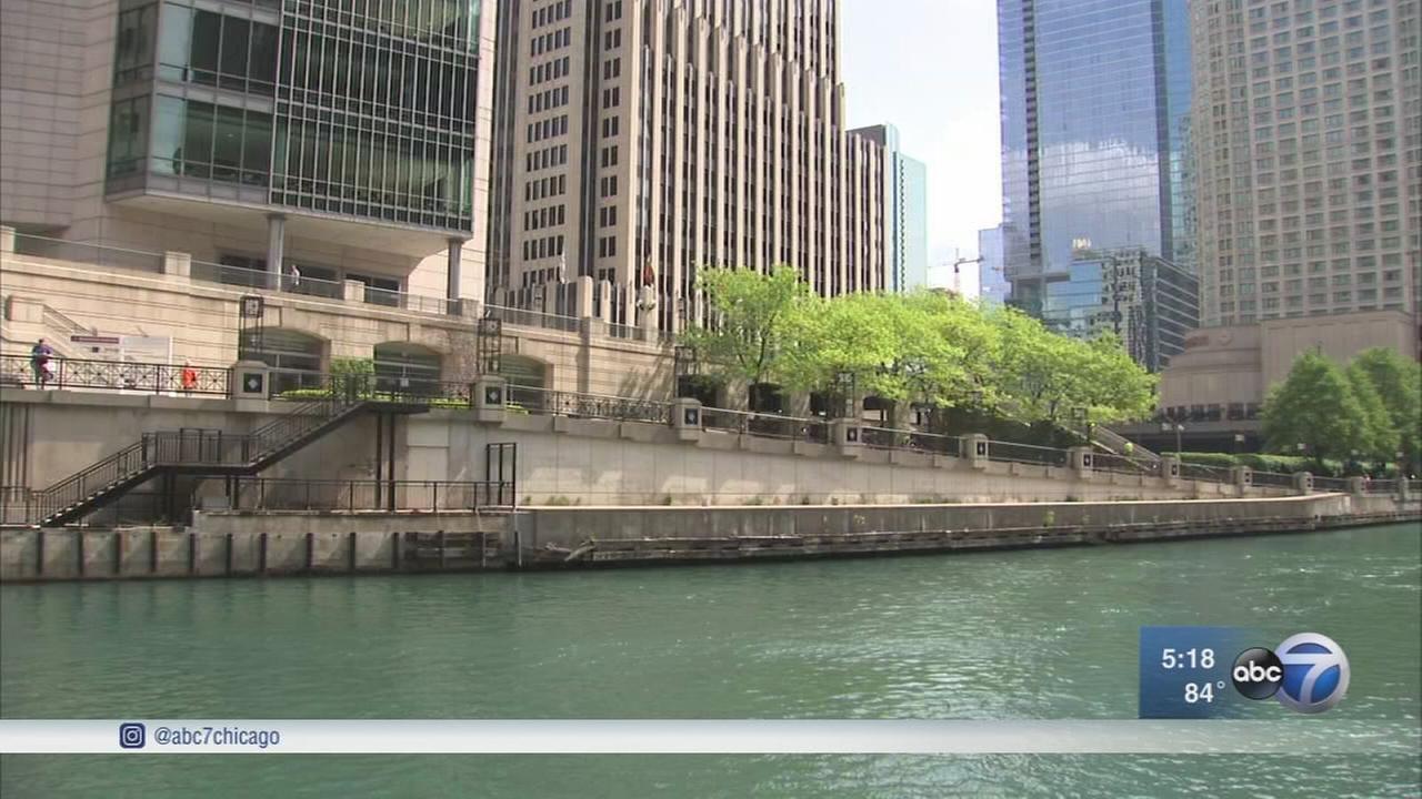 Chicago Riverwalk kicks off summer on Saturday