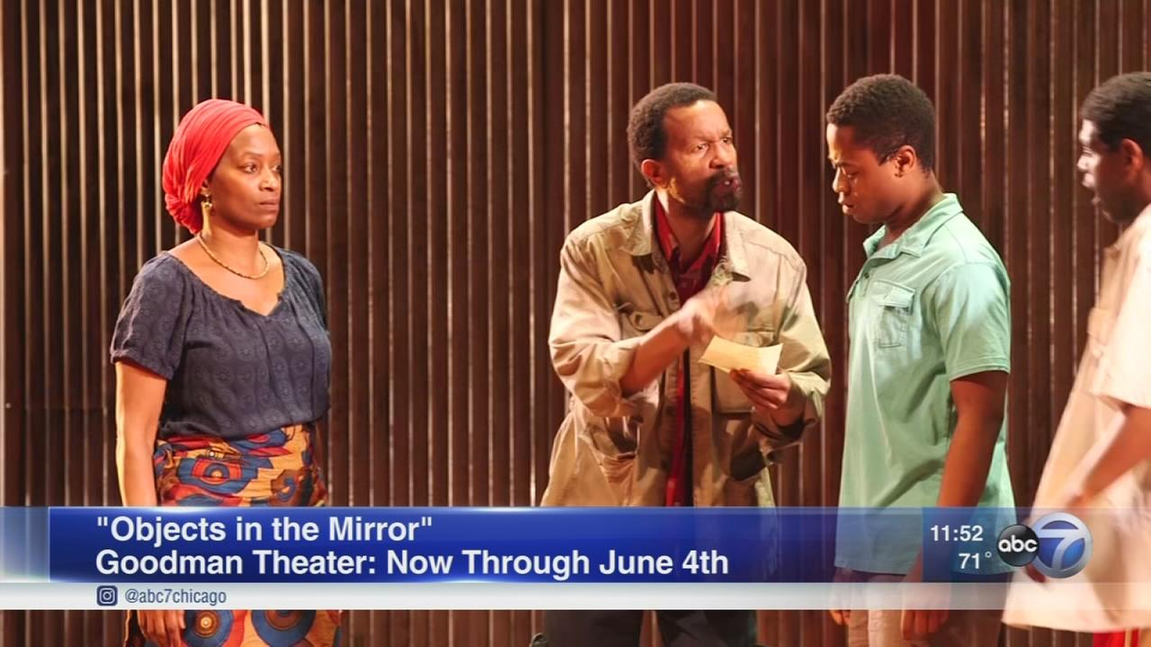 Objects in the Mirror actors talk new production at Goodman Theatre