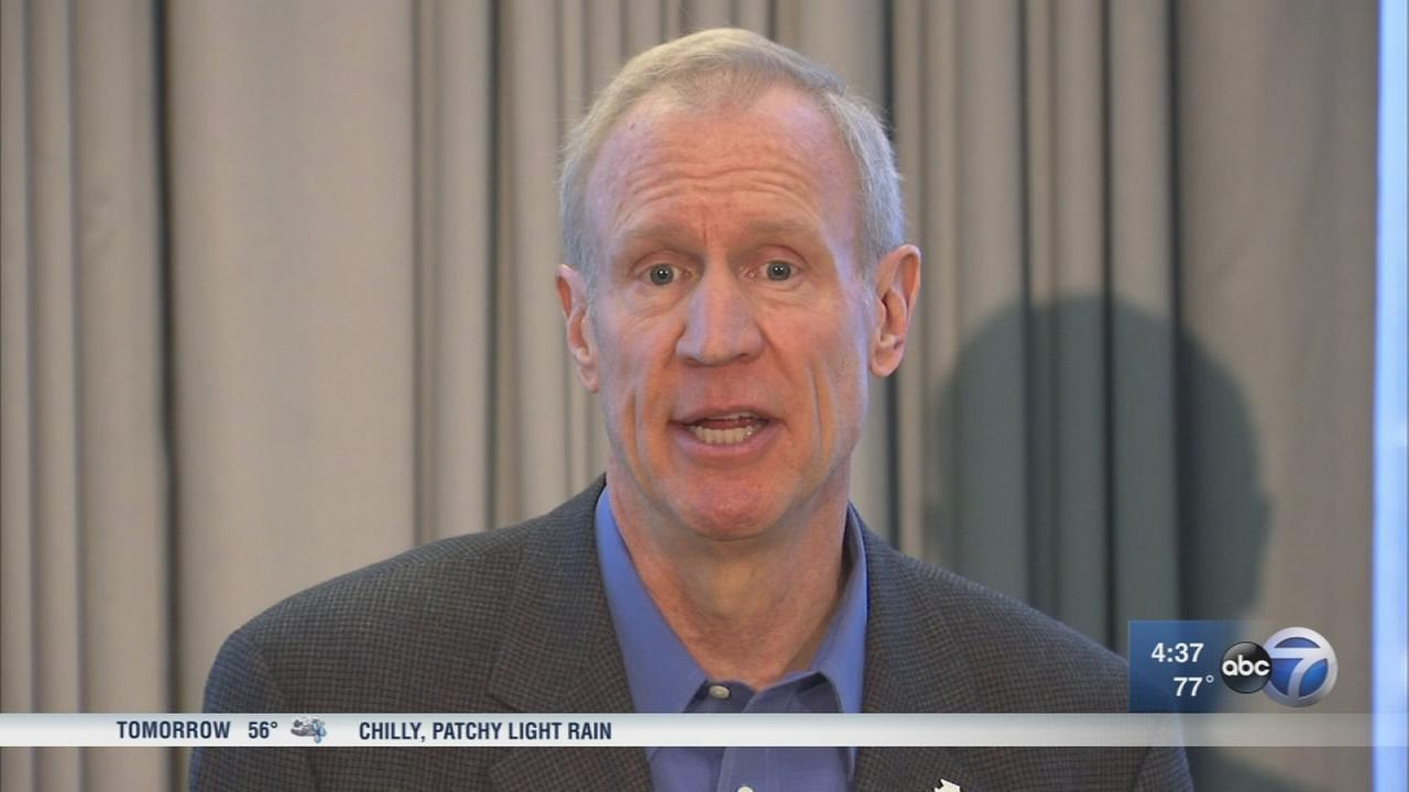 Billionaire gives Gov. Rauner $20 million for re-election campaign