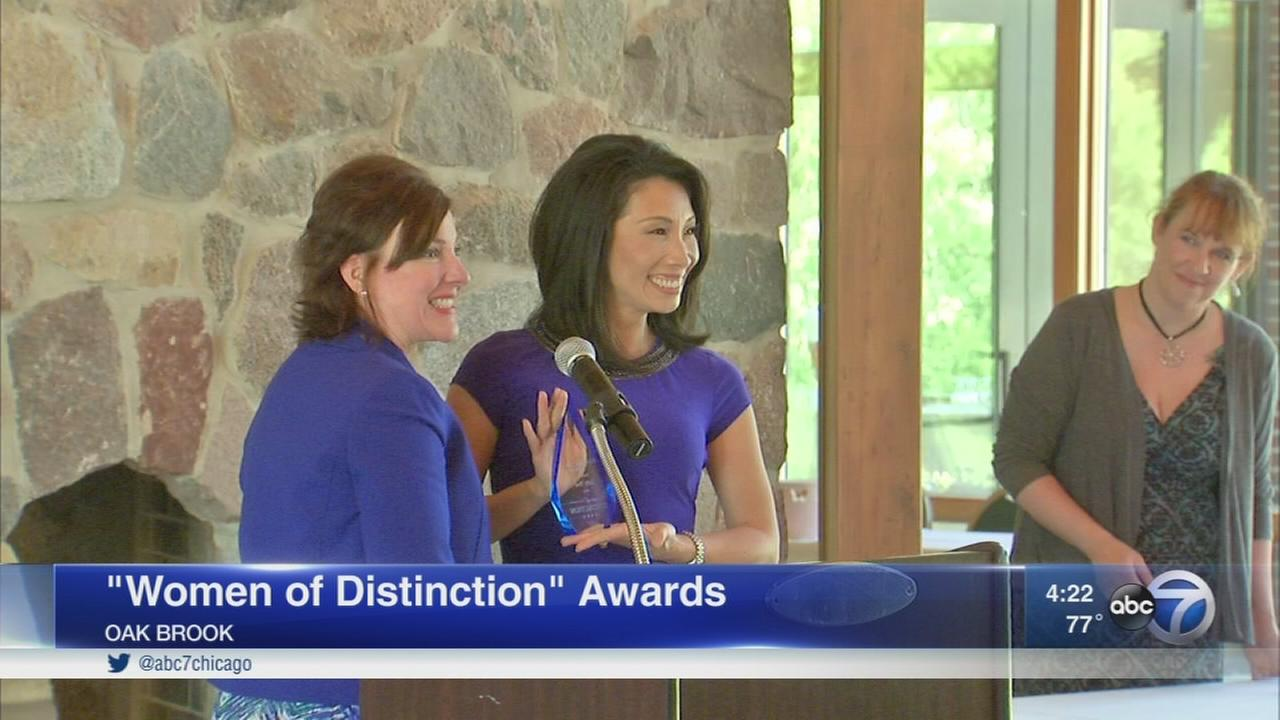 Suburban Life magazine honors ?Women of Distinction?