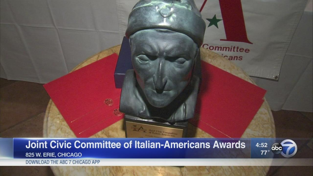 Joint Civic Committee of Italian-Americans Awards