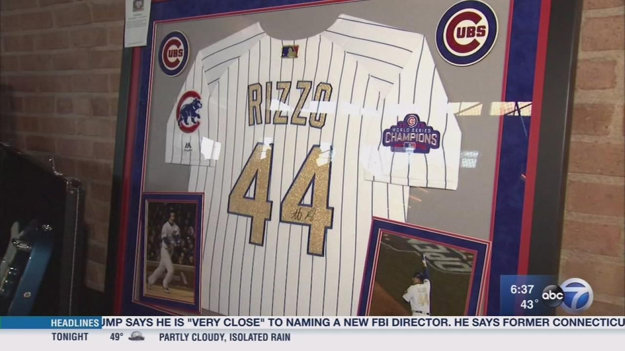 Anthony Rizzo Cancer benefit