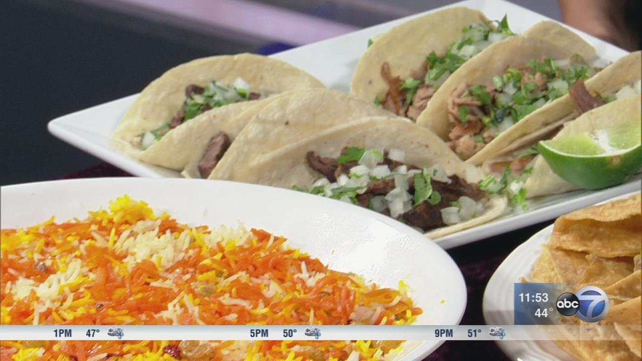Flavors of Albany Park offers multicultural food options