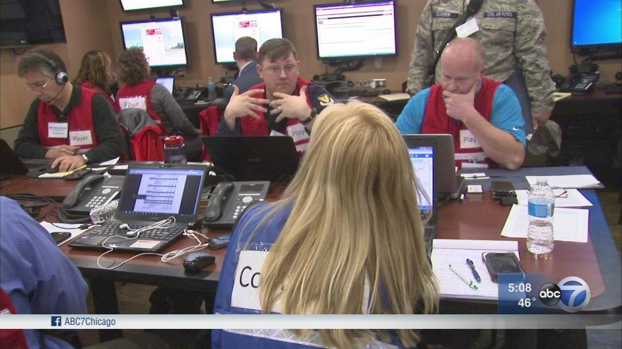 Statewide emergency drill held Friday
