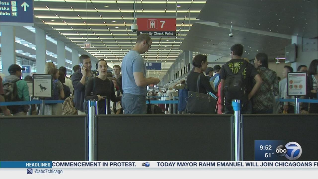 Memorial Day travel at highest since 2005
