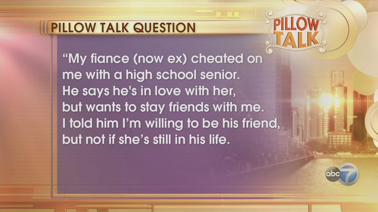 PillowTalk: Friends with an ex