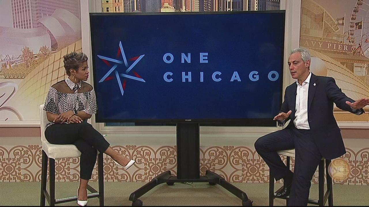 One Chicago campaign welcomes immigrants to city