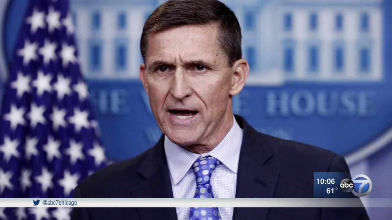 Letter: Michael Flynn cites public frenzy, invokes 5th Amendment