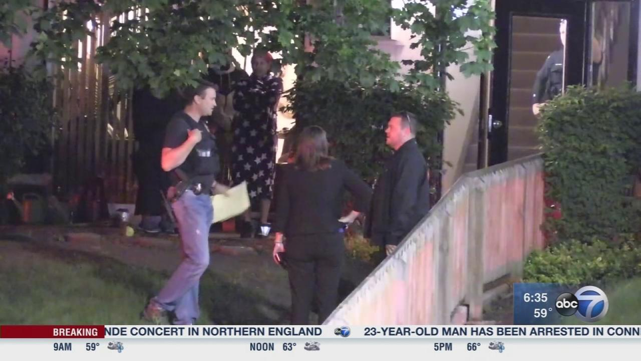 2 dead in Woodridge shooting