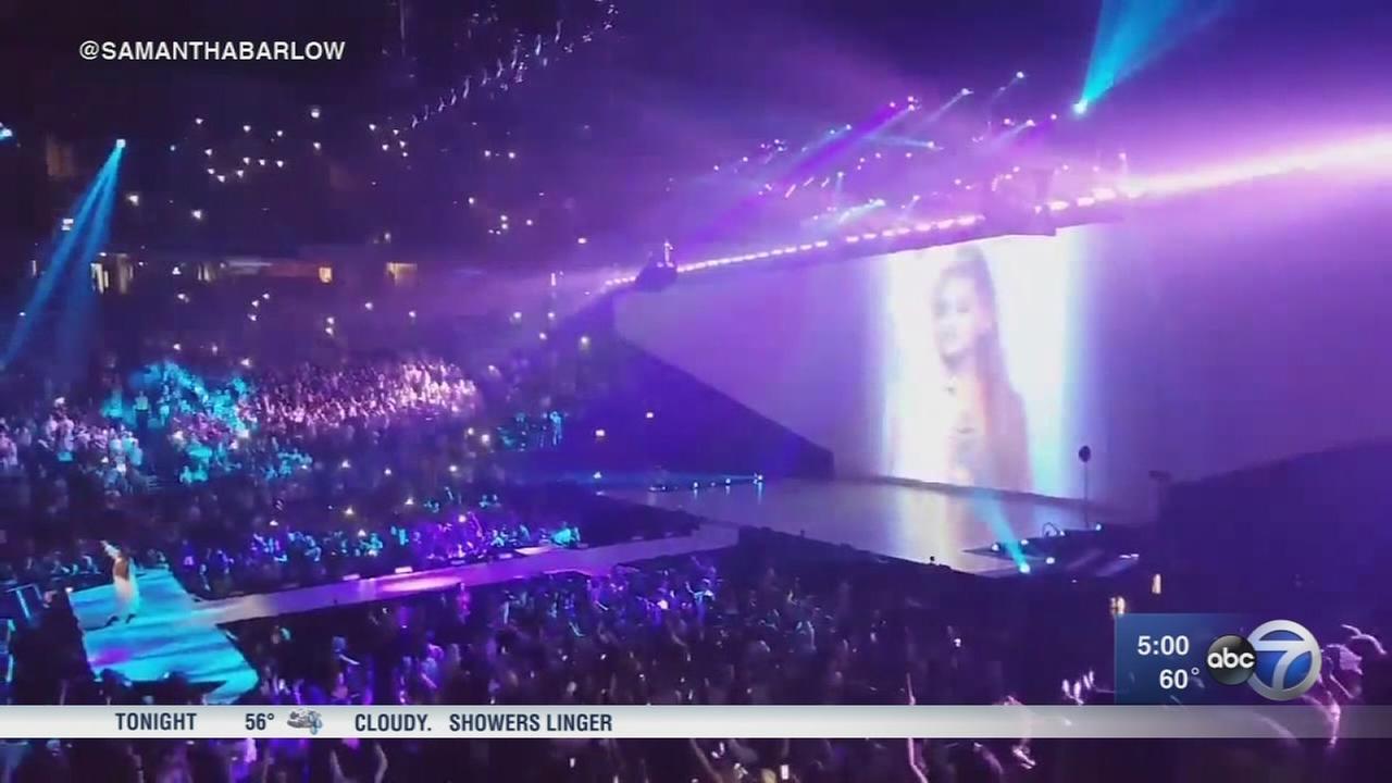 Ariana Grande Manchester concert arena bombing kills 22