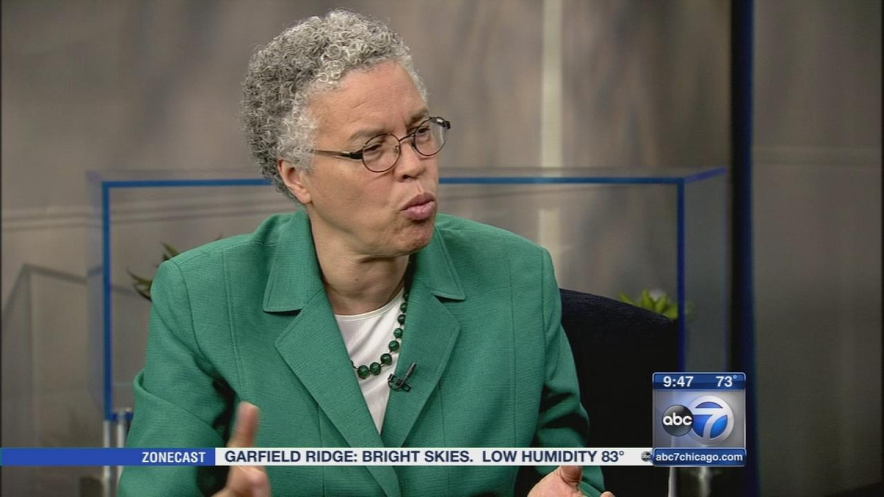 Newsviews: Toni Preckwinkle