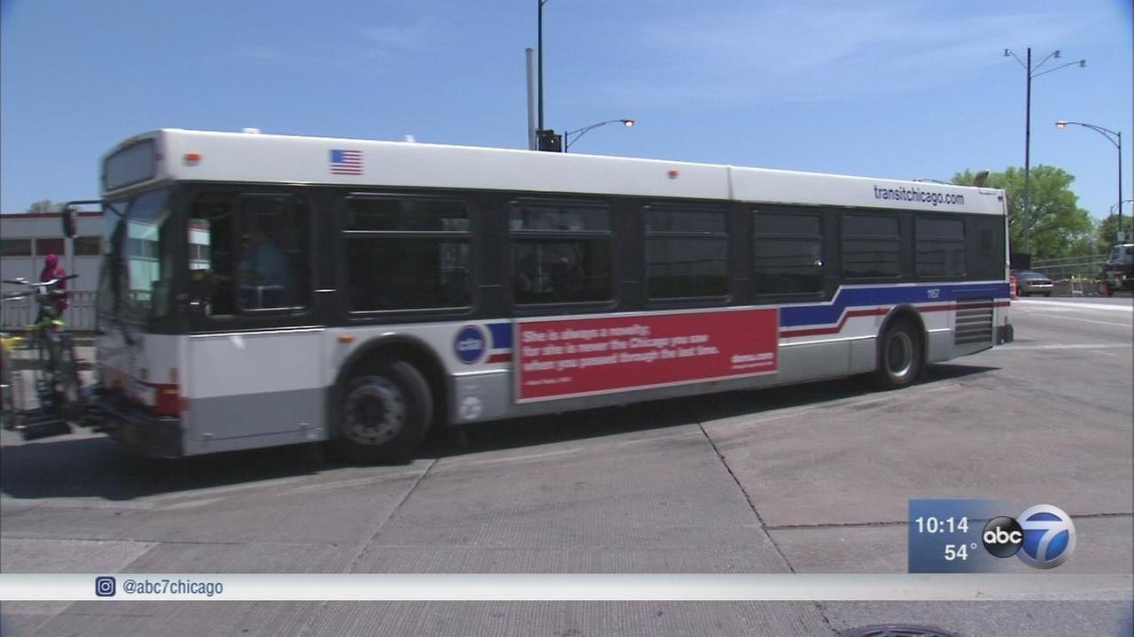 Easy Targets: CTA bus drivers fend off spit, guns and frozen chickens
