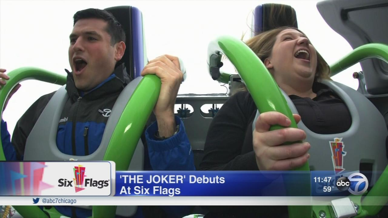 Take a ride on The Joker
