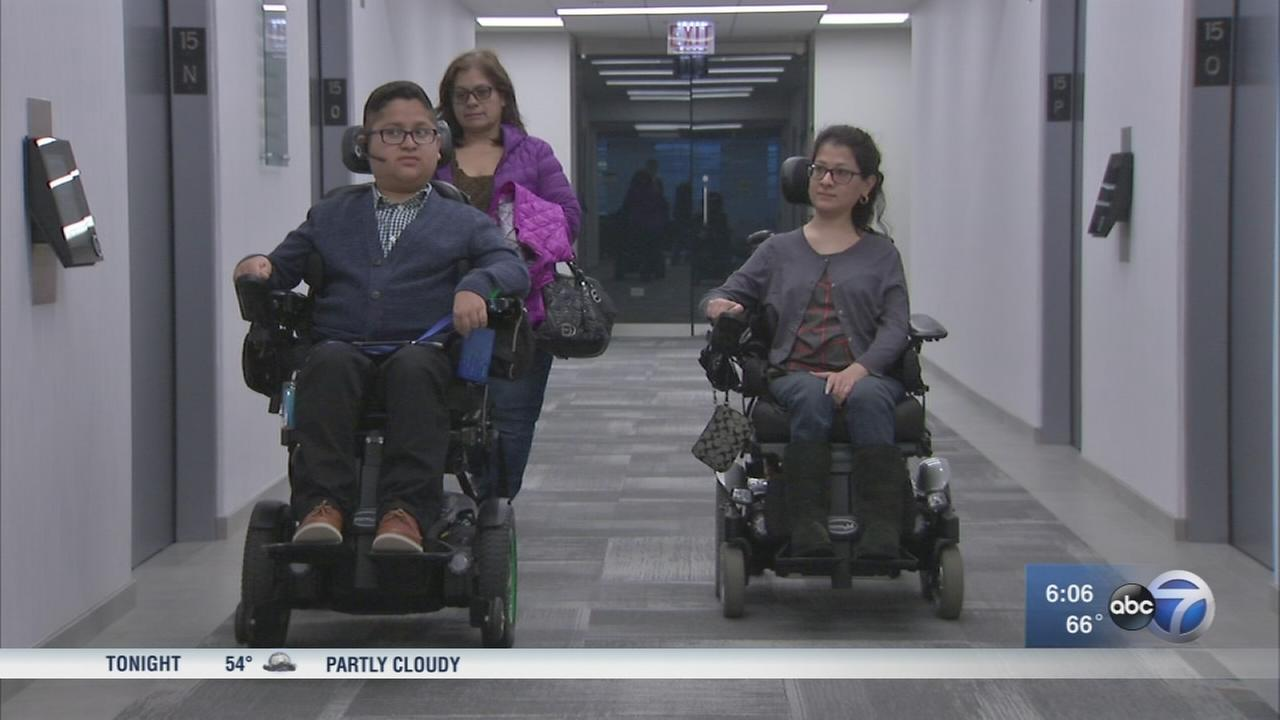 Family struggles to replace stolen wheelchair-accessible van