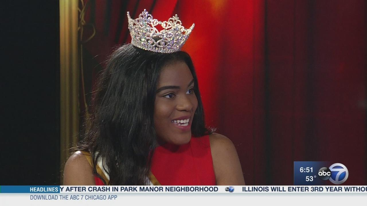 Miss Black Teen Illinois US Ambassador