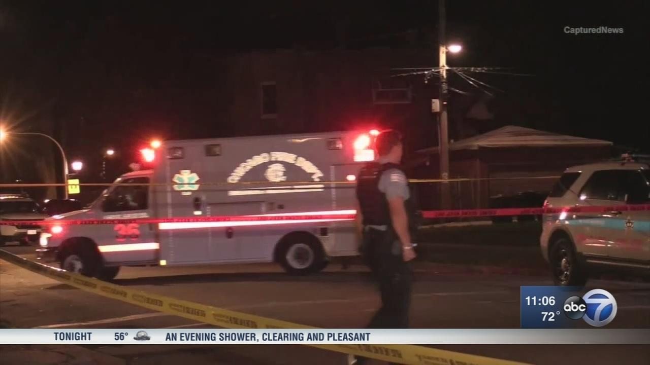 Girl, 2, struck by car in Englewood