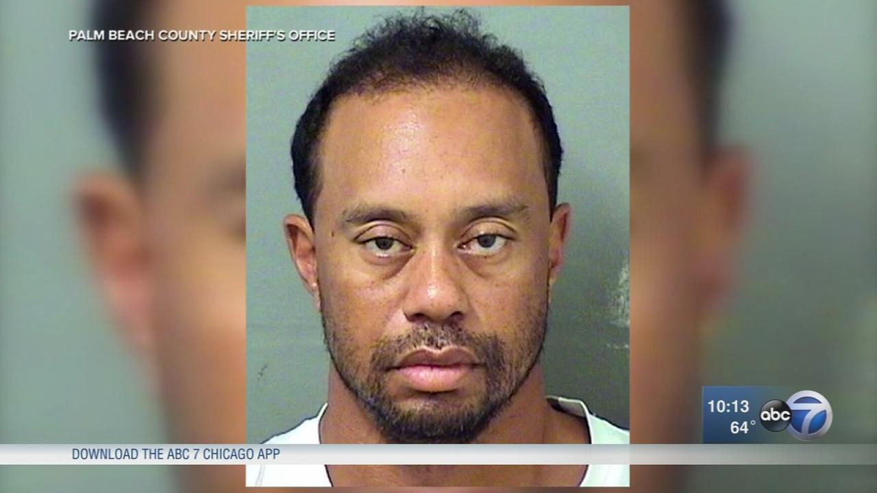 Tiger Woods DUI charges filed, PGA legend spends 4 hours in jail