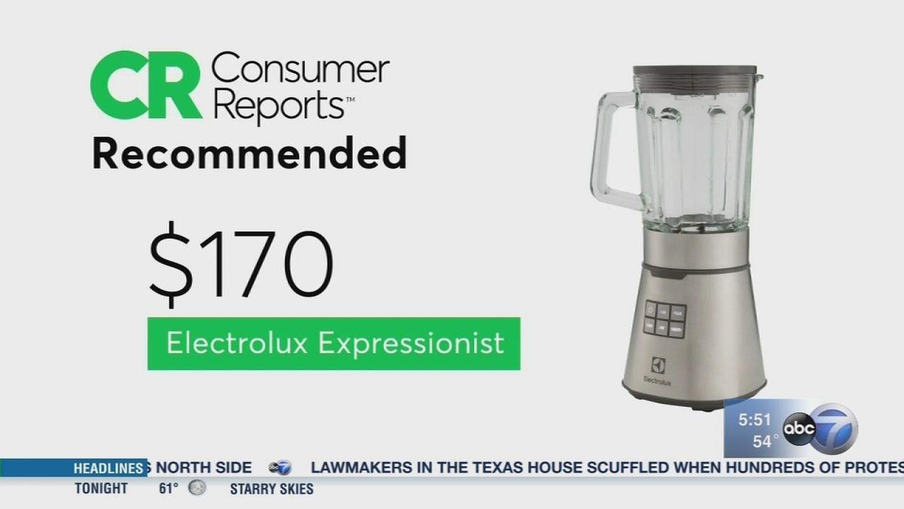 Consumer Reports: Shopping for the right blender