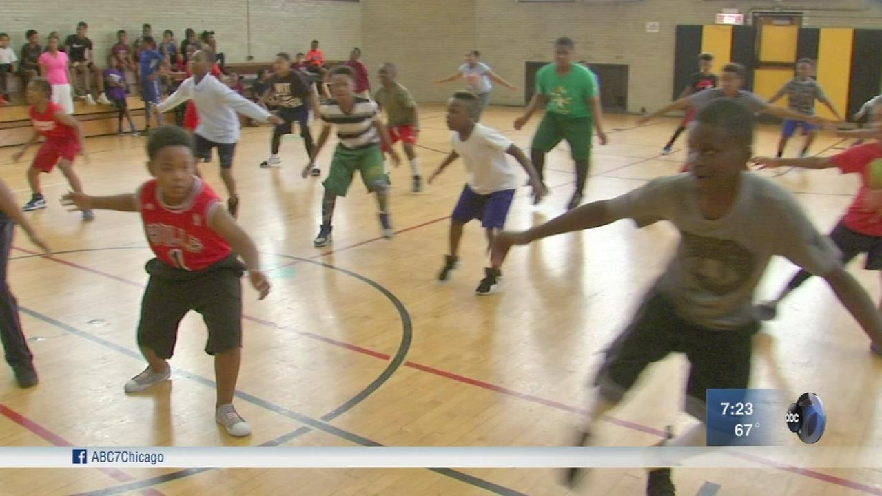 USA Basketball brings Open Court program to Englewood