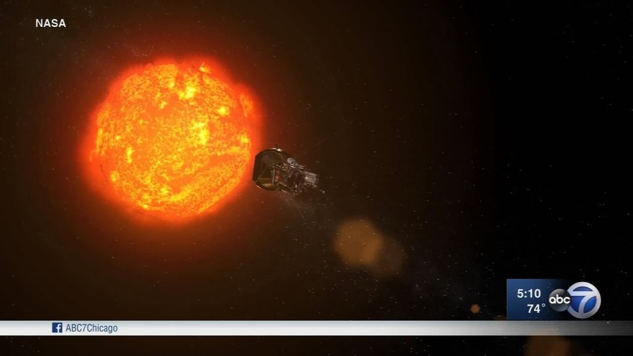NASA to send spacecraft to the sun