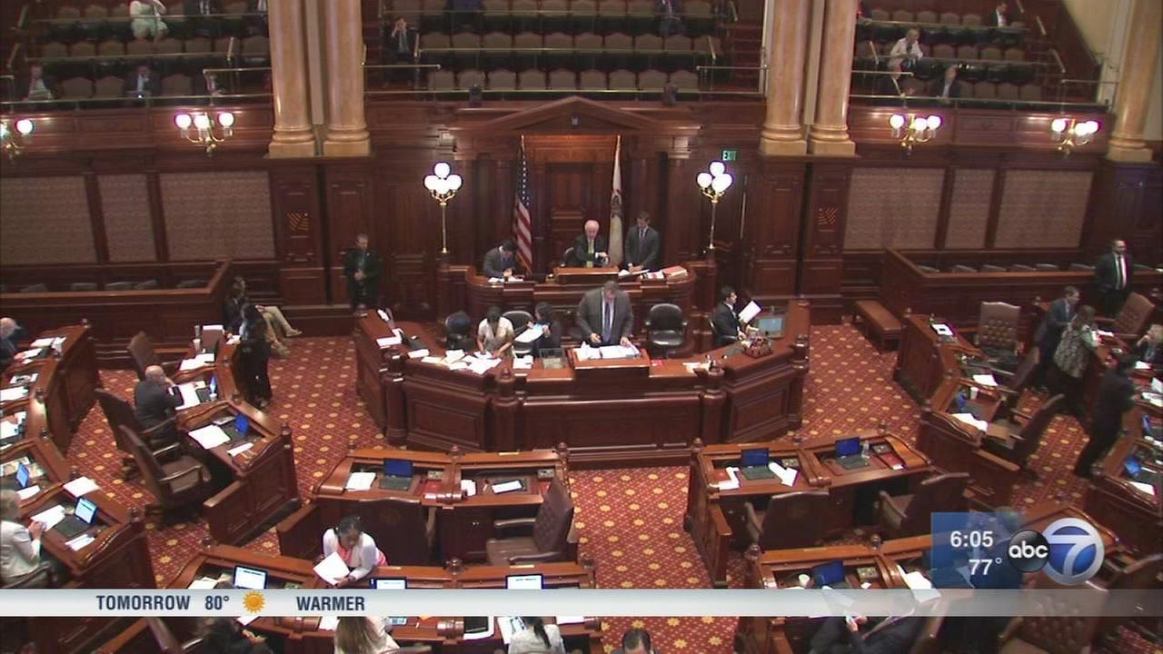 Gov. Rauner responds to state lawmakers failing to pass state budget