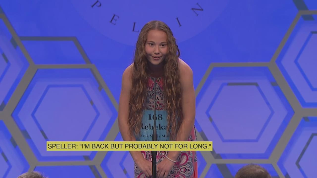 18 kids from Illinois compete in National Spelling Bee