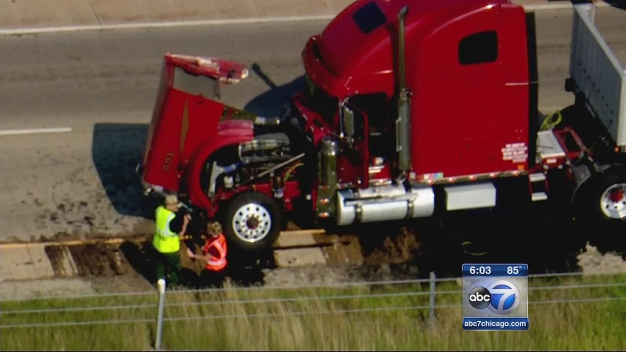 I-Team: Trucks identified in deadly I-55 NB crash