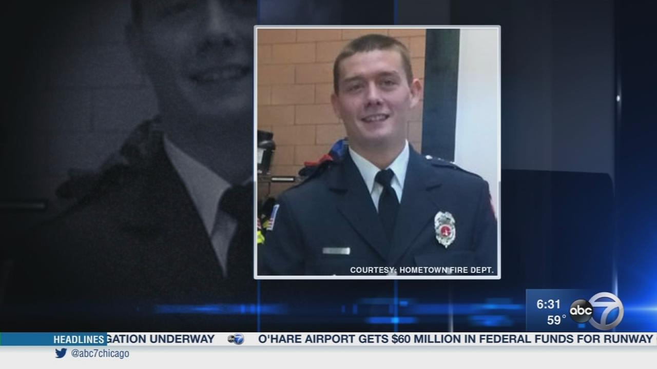 Paramedic found fatally shot in house fire