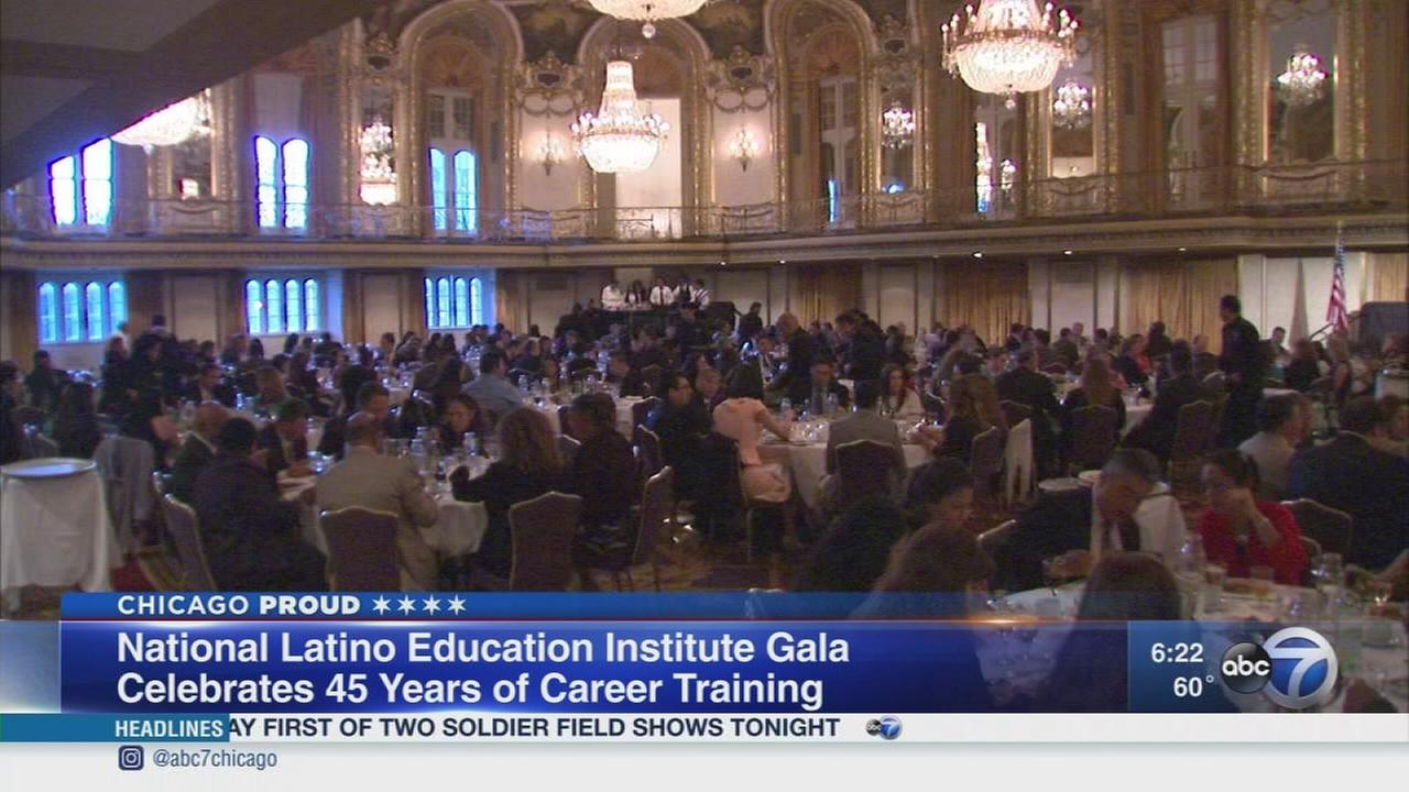 Gala for National Latino Education Institute
