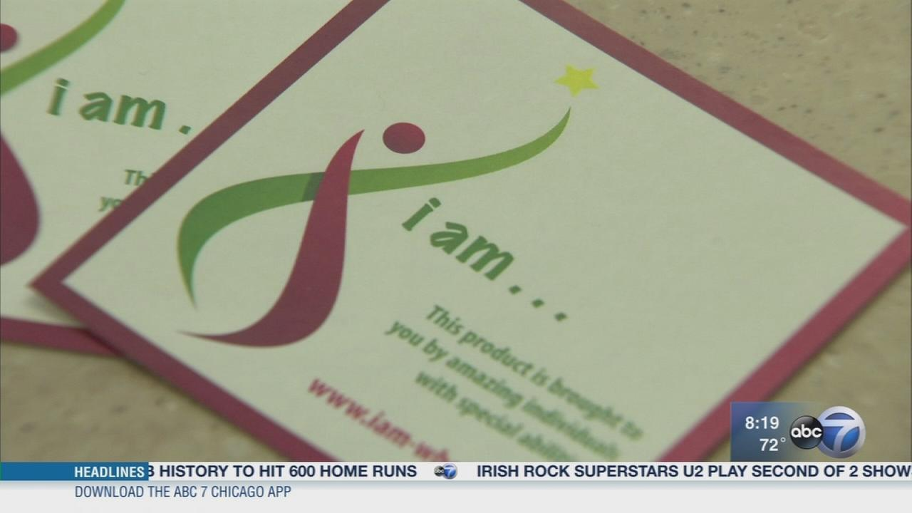 Mom launches business to inspire kids with special needs