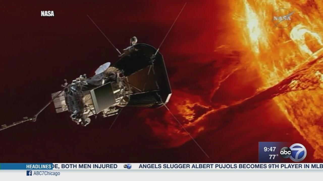 Newsviews Part 1: Parker Solar Probe