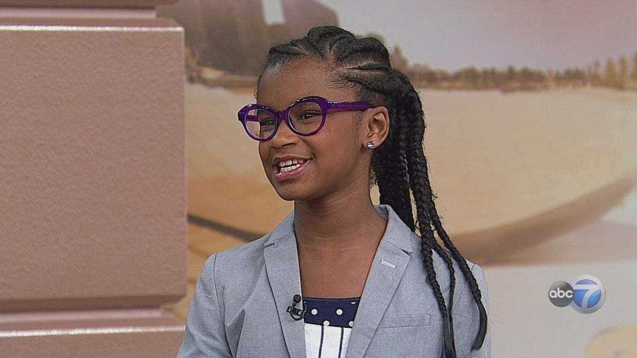 12-year-old activist starts #1000BlackGirlBooks movement