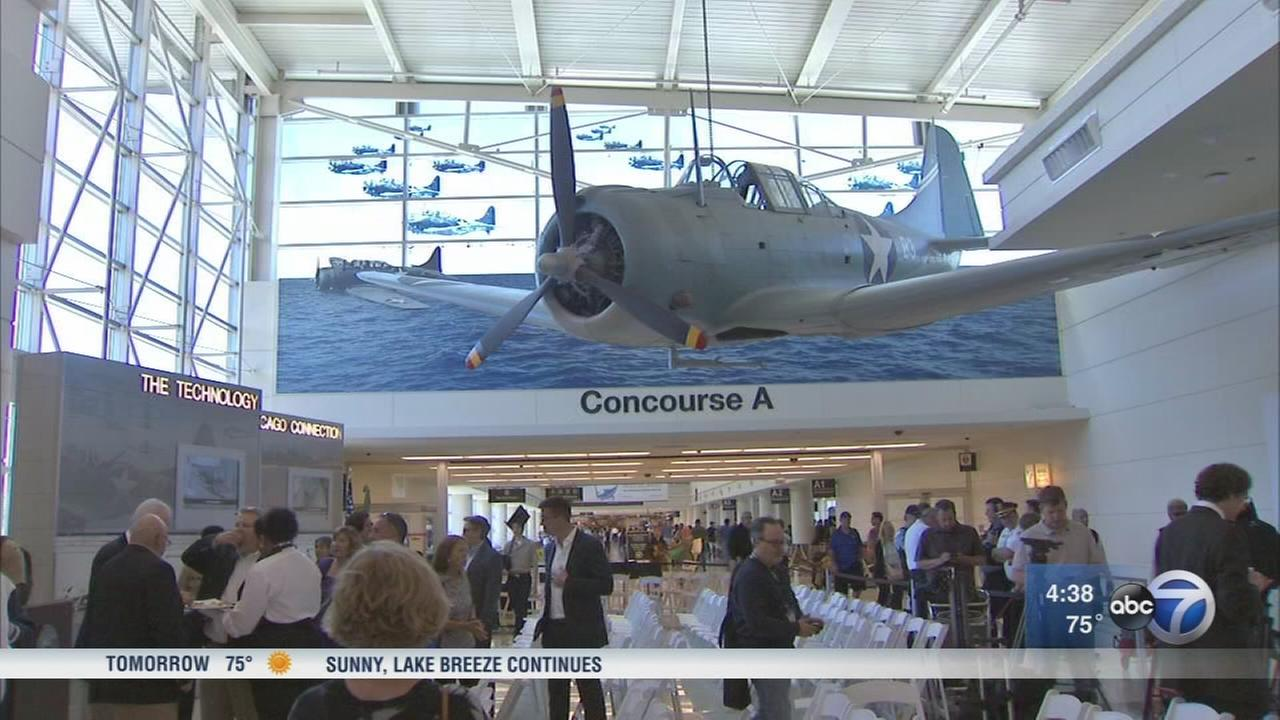 Battle of Midway event honors 75th anniversary of naval battle