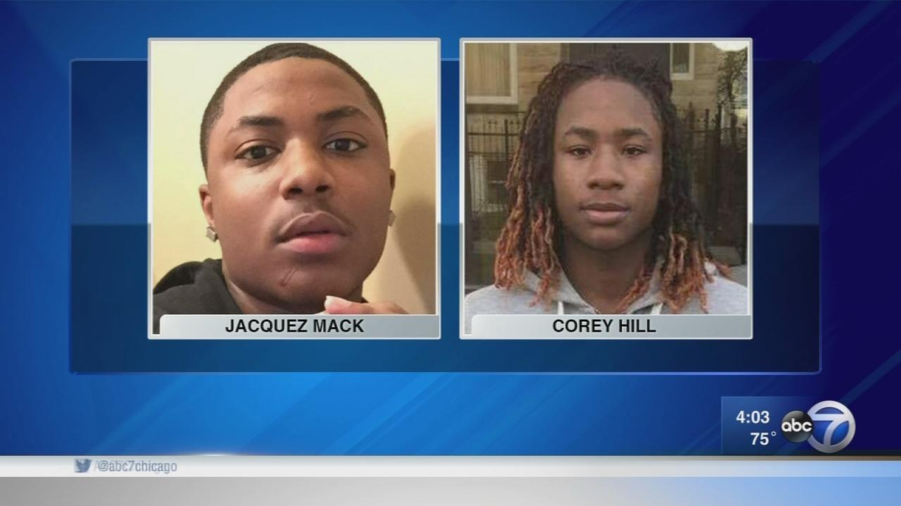 Boys, age 15 and 16, killed on West Side