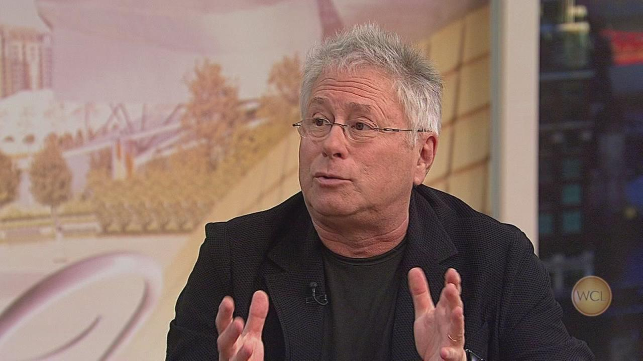 Composer Alan Menken talks about Aladdin
