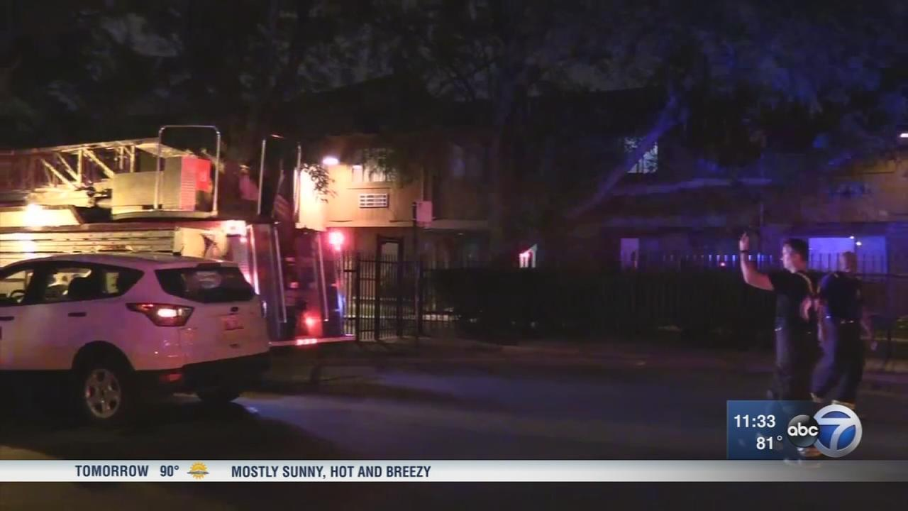 Man, 68, killed in University Park fire