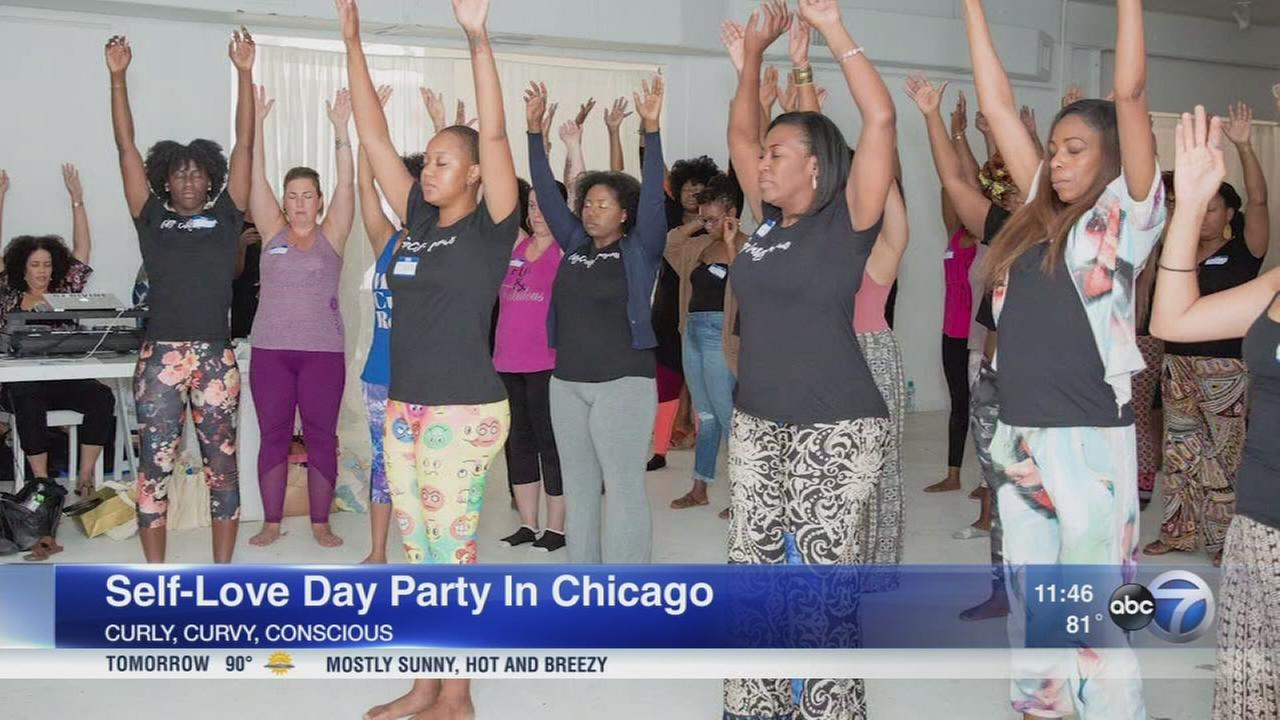 Self-Love Day Party helps Chicagoans relax, unwind