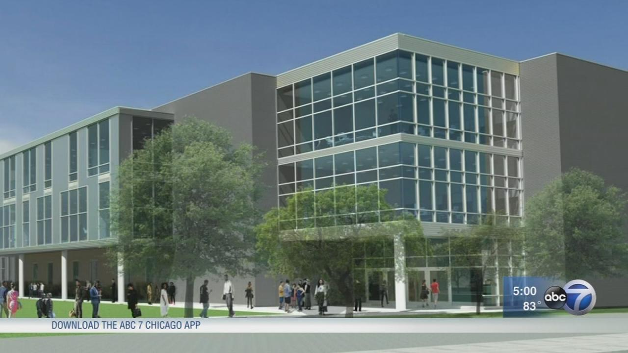 CPS unveils plans for new Englewood HS
