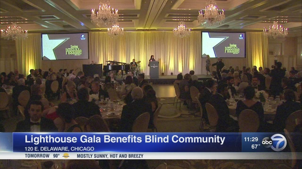 Chicago Lighthouse holds fundraiser