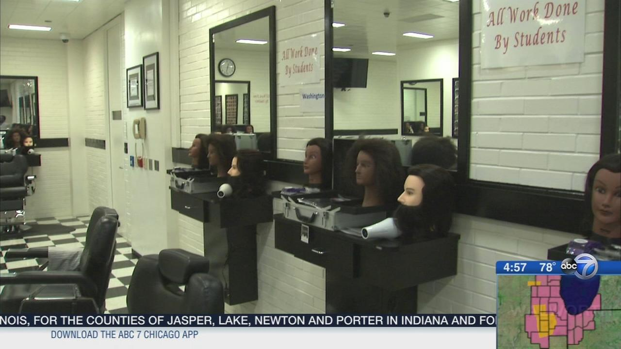 Cook Co. juvenile detention center opening barber school