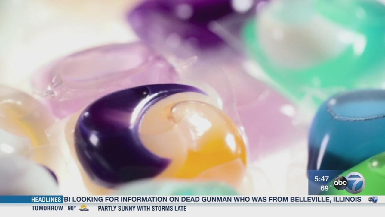 Consumer Reports: Ingesting laundry pods can be deadly for adults