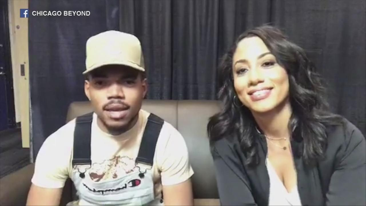 Chance the Rapper, Liz Dozier announce challenge